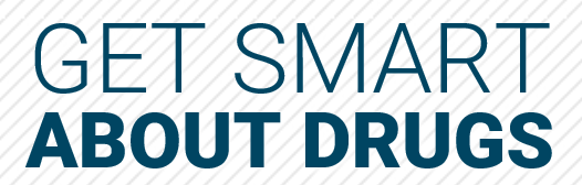 Get Smart About Drugs logo